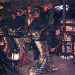 The Museum Outlet - The Prodigal Son in Modern Life - In foreign countries by Tissot