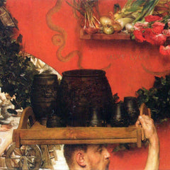 The Museum Outlet - The Roman pottery in Britain by Alma-Tadema
