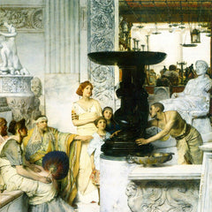 The Museum Outlet - The Sculpture Gallery by Alma-Tadema