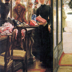 The Museum Outlet - The Seller by Tissot