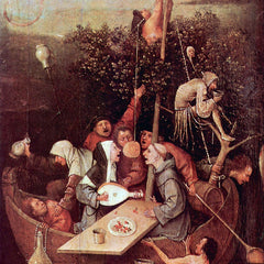 The Museum Outlet - The Ship of Fools by Bosch