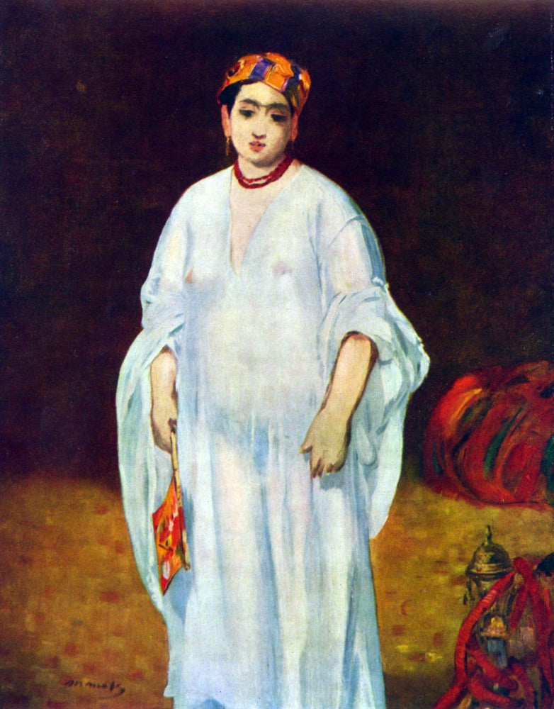 The Museum Outlet - The Sultan by Manet
