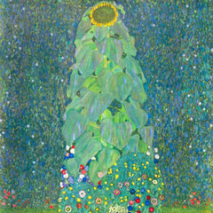 The Museum Outlet - The Sunflower by Klimt