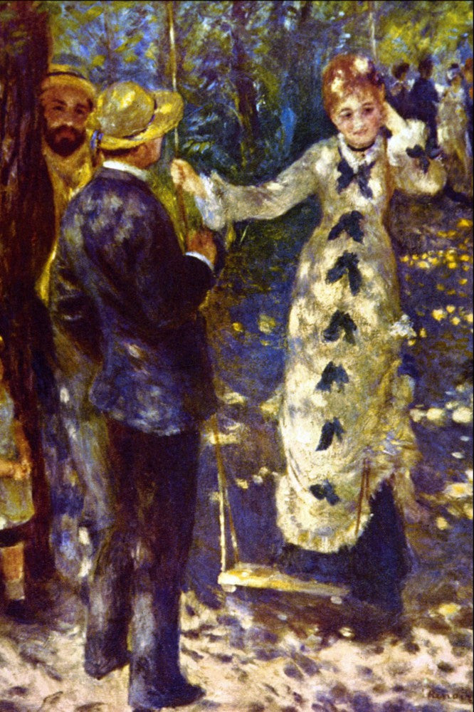 The Museum Outlet - The Swing by Renoir