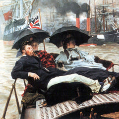 The Museum Outlet - The Thames by Tissot