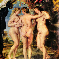 The Museum Outlet - The Three Graces by Rubens