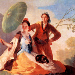 The Museum Outlet - The Umbrellas by Goya