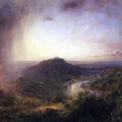 The Museum Outlet - The Valley of St. Thomas, Jamaica by Frederick Edwin Church
