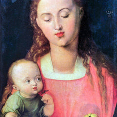 The Museum Outlet - The Virgin and Child [1] by Durer