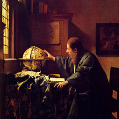 The Museum Outlet - The astronomer by Vermeer