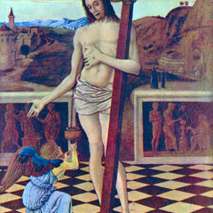 The Museum Outlet - The blood of the Redeemer by Bellini