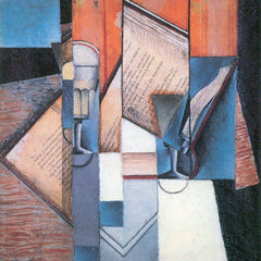 The Museum Outlet - The book #2 by Juan Gris