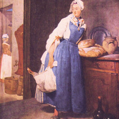 The Museum Outlet - The bread by Jean Chardin