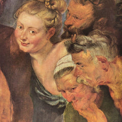 The Museum Outlet - The drunken Silenus, detail by Rubens
