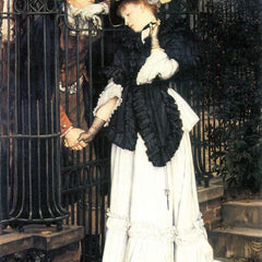 The Museum Outlet - The farewell by Tissot