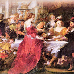 The Museum Outlet - The festival of Herod by Rubens