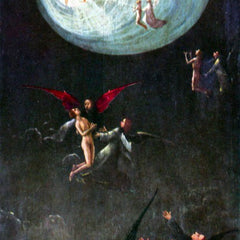 The Museum Outlet - The flight to heaven by Bosch