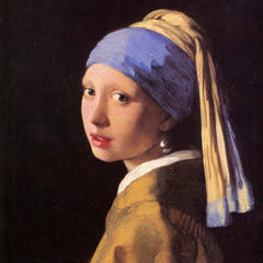 The Museum Outlet - The girl with the pearl earring by Vermeer