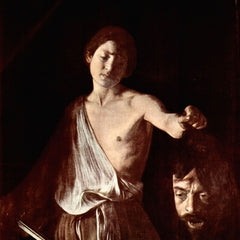 The Museum Outlet - The head of Medusa, Tondo by Caravaggio