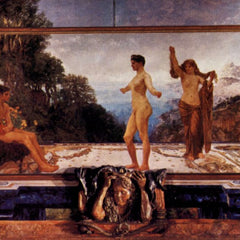 The Museum Outlet - The judgement of Paris by Max Klinger