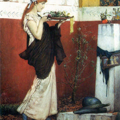 The Museum Outlet - The last roses by Alma-Tadema