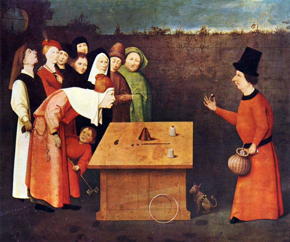 The Museum Outlet - The magician by Bosch