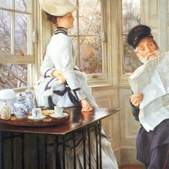 The Museum Outlet - The messages read by Tissot