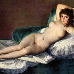 The Museum Outlet - The naked Maja by Goya