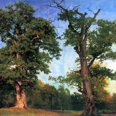 The Museum Outlet - The pioneers of forests by Bierstadt