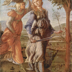 The Museum Outlet - The return after Judith Bethulia by Botticelli