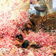 The Museum Outlet - The roses of Heliogabalus detail by Alma-Tadema