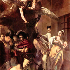 The Museum Outlet - The seven works of mercy by Caravaggio