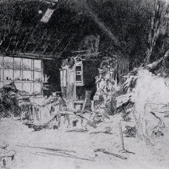 The Museum Outlet - The smithy by Whistler