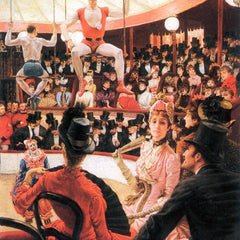 The Museum Outlet - The sporting women by Tissot