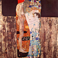 The Museum Outlet - The three ages of a woman by Klimt