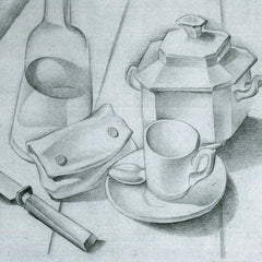 The Museum Outlet - The tobacco pouch by Juan Gris