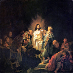 The Museum Outlet - The unbelieving Thomas [1] by Rembrandt