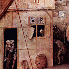 The Museum Outlet - The vagrants, detail [1] by Bosch