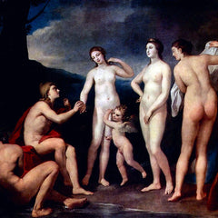 The Museum Outlet - The verdict of the Paris by Raphael
