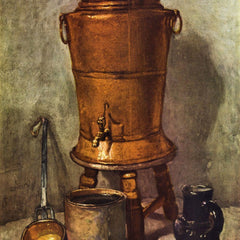 The Museum Outlet - The water tank by Jean Chardin