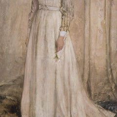 The Museum Outlet - The white girl by Whistler