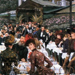 The Museum Outlet - The women of the artist by Tissot
