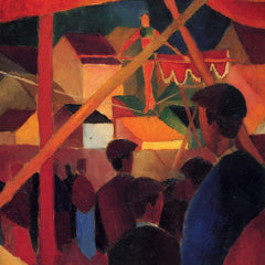 The Museum Outlet - Tightrope by Macke