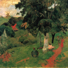 The Museum Outlet - To and Fro by Gauguin