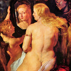 The Museum Outlet - Toilette of Venus by Rubens