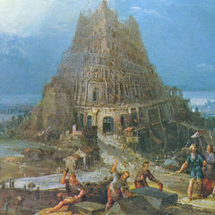 The Museum Outlet - Tower of Babel [2] by Pieter Bruegel