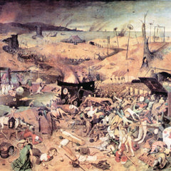 The Museum Outlet - Triumph of Death by Pieter Bruegel