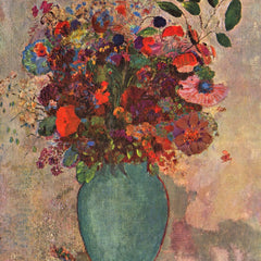The Museum Outlet - Turkish Vase by Odilon Redon