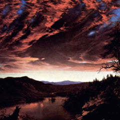 The Museum Outlet - Twilight in the Wilderness by Frederick Edwin Church
