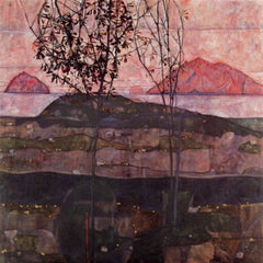 The Museum Outlet - Underground Sun by Egon Schiele